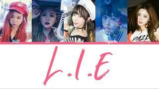 EXID (이엑스아이디) – L.I.E (엘라이) [Sanat/Fin/Han/Rom]