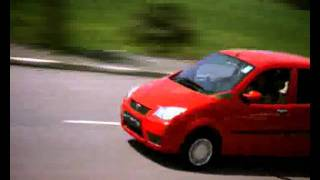 Micro Car TV Commercial