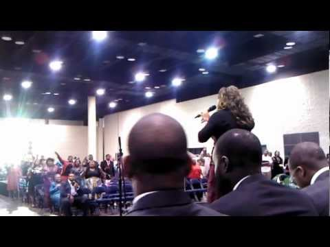Andrea Helms @ 2012AIM Convention