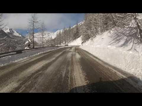 """la neige dans les """"stations du Mercantour""""  et quelques idées de loisirs par mauvais temps"""