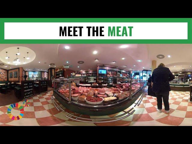 MEET THE MEAT: MY World 360º 2019.