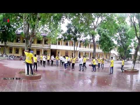 Lớp 12A4 - Trường THPT Triệu Sơn I