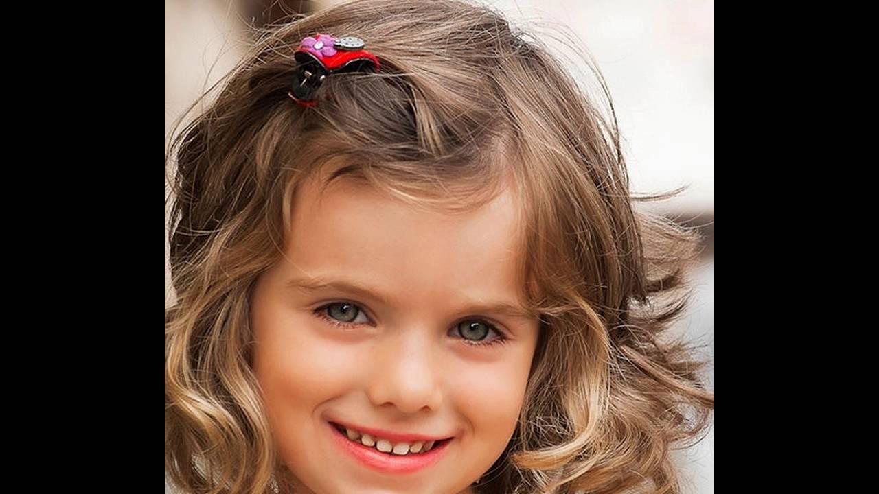 Kurze Frisur Für Kleine Mädchen YouTube