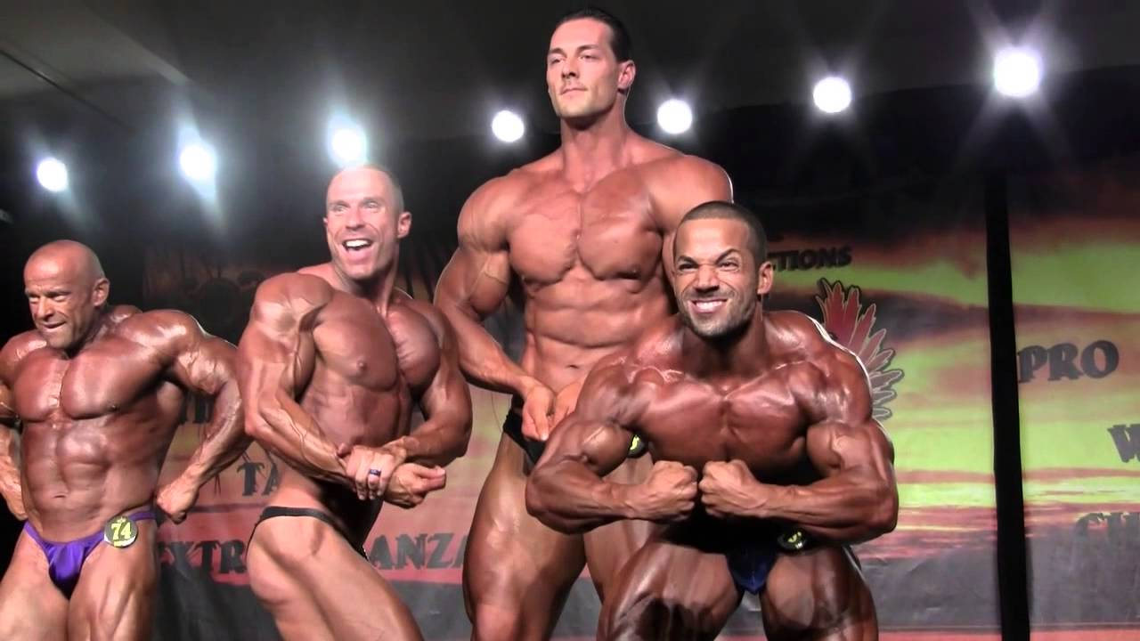 Image result for bodybuilding posedown