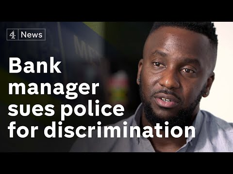Black bank manager to sue Metropolitan Police for racial discrimination after 26-month nightmare