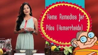 Home Remedies for External Piles  [Hemorrhoids] – Quick Relief From Piles Without Surgery