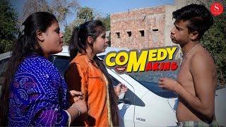 कैसे बनती पंकज शर्मा की कॉमेडी तो एक बार देखिये ये वीडियो   Making -प्यार का व्यापार   Pankaj Sharma