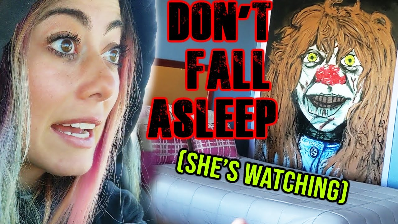 CRYSTAL HUNTING, HAUNTED CLOWN MOTEL AND MORE! OH MY!
