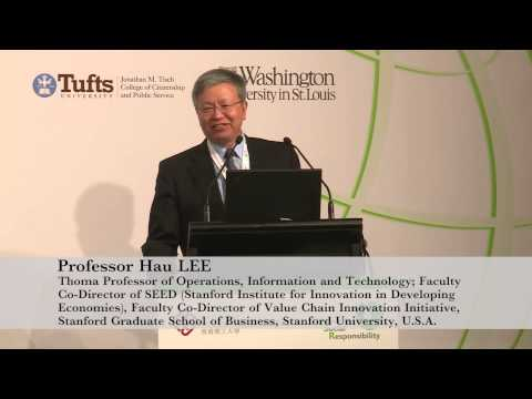 Summit on University Social Responsibility: Plenary Session III