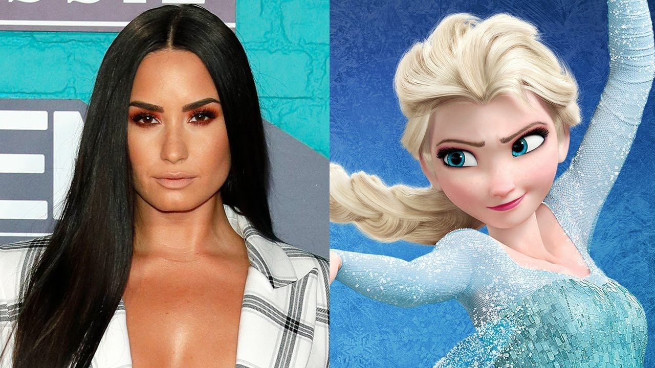 "Demi Lovato & Disney SUED Over Frozen's ""Let It Go"" & Here's Why #1"