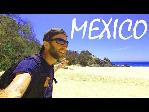 EPIC MEXICAN BEACH   Exploring Sayulita, Mexico