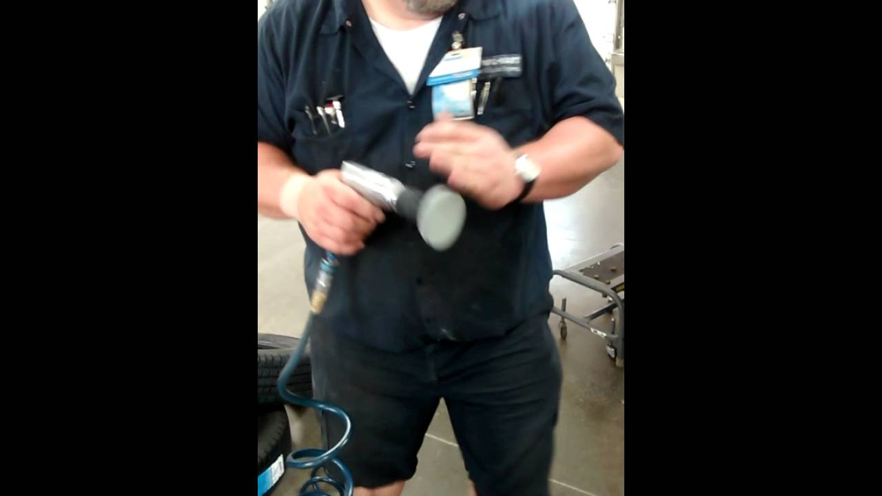 Wal Mart 770 Auto Care Center Headlight Restoration Youtube