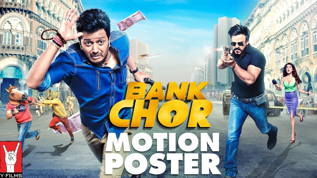 BankChor (2017) – Hindi Dubbed