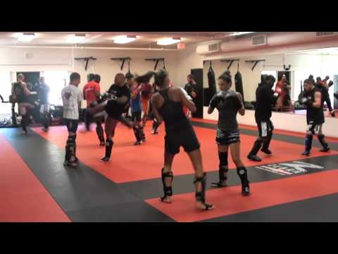 topfighter/elite mma kickbox training