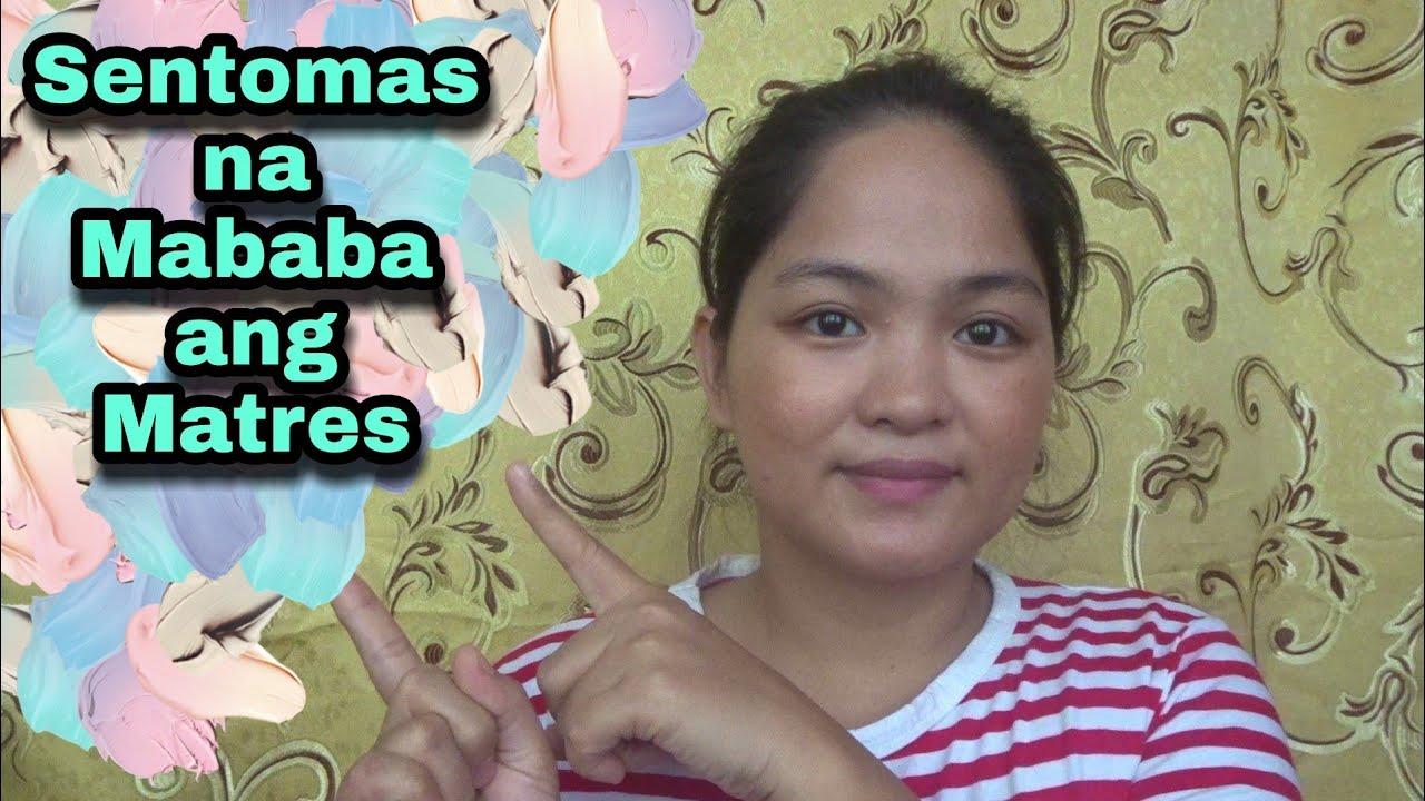 Download Paano Malalaman kung Mababa ang  Matris |   Lizza Gallogo