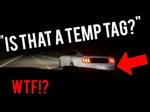 Brand New Temp Tagged Coyote Mustang EMBARRASSES Bolt On E85 Camaro SS & More! Street Racing!