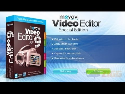 Movavi Video Editor Урок №3 Титры как создать текст