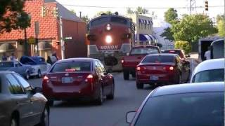 ITM Train in Noblesville