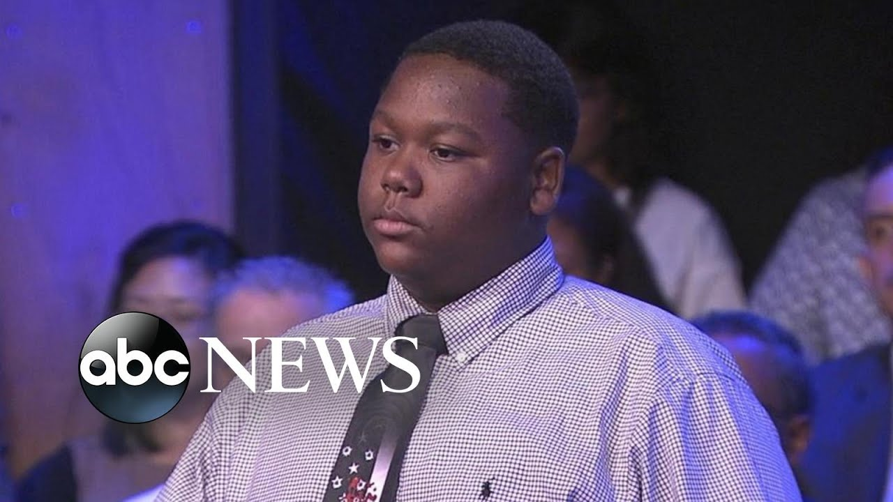 Cameron Sterling: Alton Sterling's Son Charged With Child