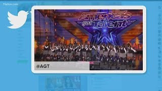 Detroit Youth Choir receives Golden Buzzer on America's Got Talent after inspirational performa