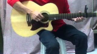 Test guitar Phúc sĩ 1tr7