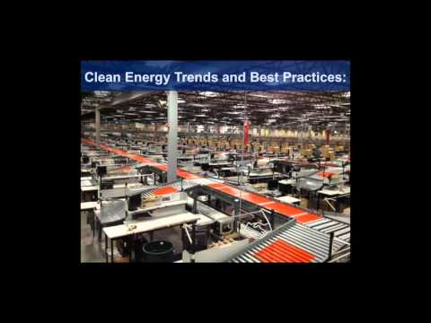 Corporate Clean Energy Trends: Accelerate and Accomplish Your Energy Goals with EDF Climate Corps