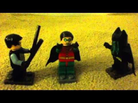 Eminem - Without Me (Lego Batman Version)