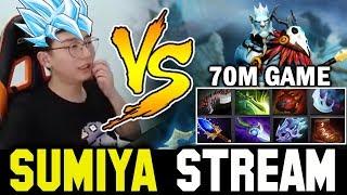 SUMIYA Intense Fight vs 800 Games PL Spammer | Sumiya Invoker Stream Moment #1125
