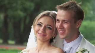 Артем и Виктория (15.08.2015) - 4K wedding ::: clip by Vitaliy Savchuk | Виталий Савчук
