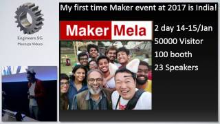 MakerMela Mumbai - Hackware v2.8