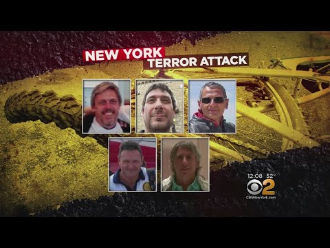 Victims Of Lower Manhattan Terror Attack Identified