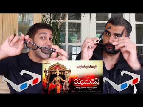 Rudhramadevi Trailer - Reaction | Anushka,...