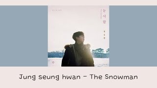 [THAISUB] 정승환 (Jung seung hwan) - 눈사람 (The Snowman)