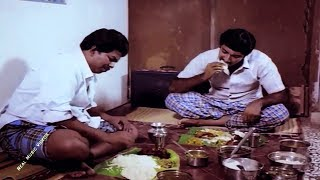டேய் நீ ஏன்டா ஊருக்கு போகல பஸ் கிடைக்கலடா மாதவா || சத்யராஜ் ஜனகராஜ் காமெடி கலாட்டா