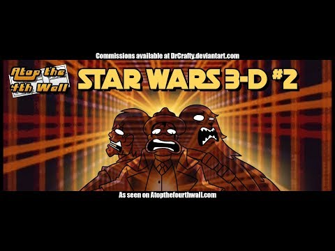 Star Wars 3-D #2 - Atop the Fourth Wall