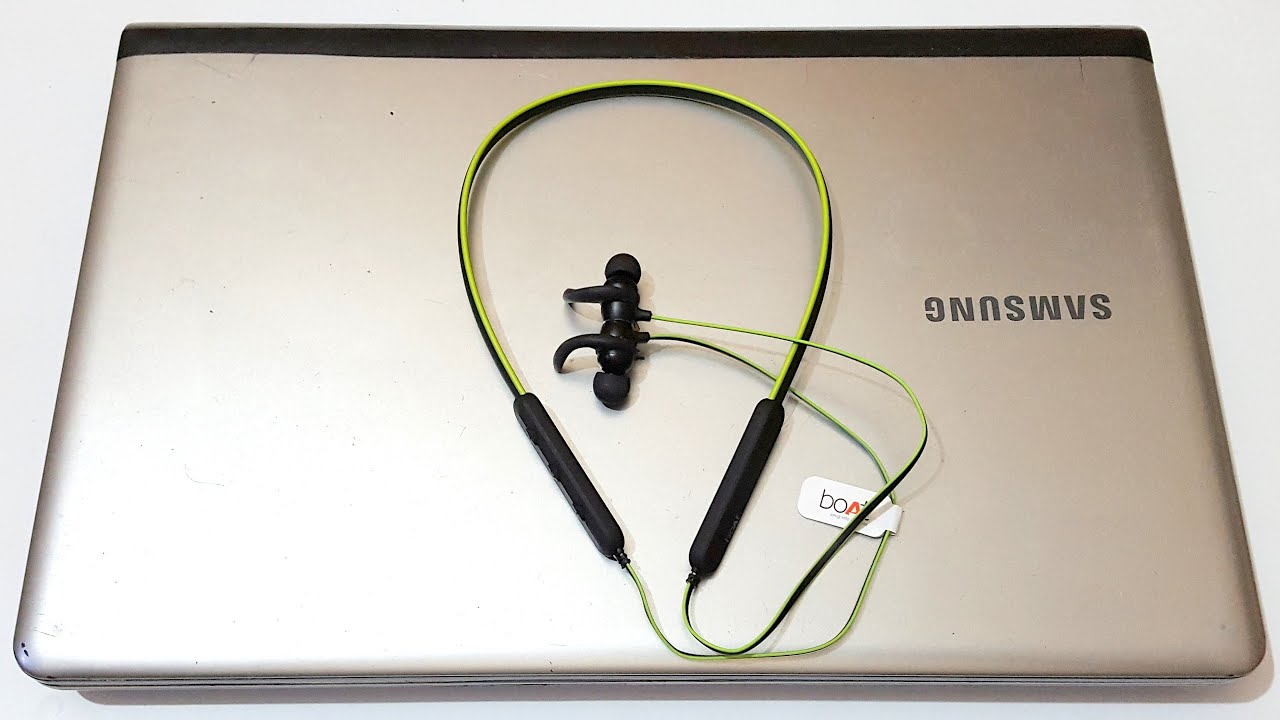 How To Connect Boat Rockerz 255 Wireless Earphone To Laptop Youtube