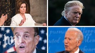 Download lagu The wildest political moments of 2020   The Washington Post