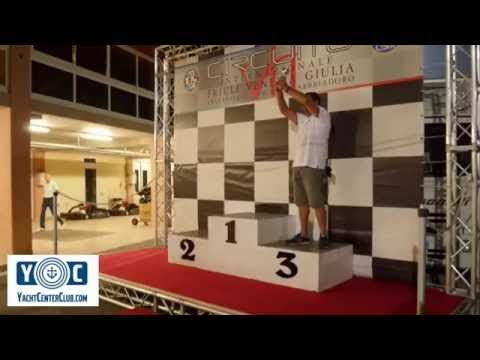 Yacht Center Club - video 3 - MEETING - 28/29 August 2015 - night contest