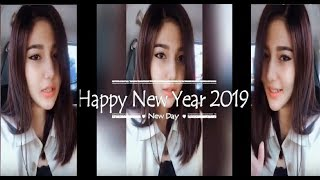 Happy New Year 2019 A New Life Full Of Happiness
