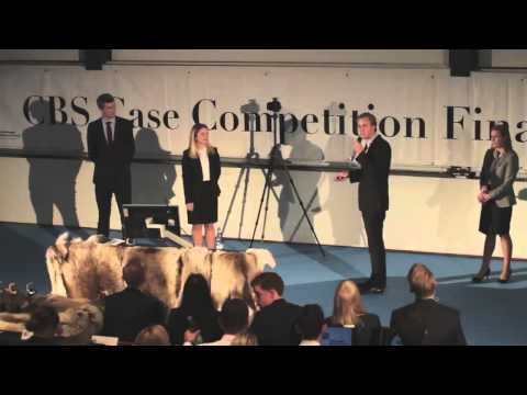 CBS Case Competition 2014 Finals