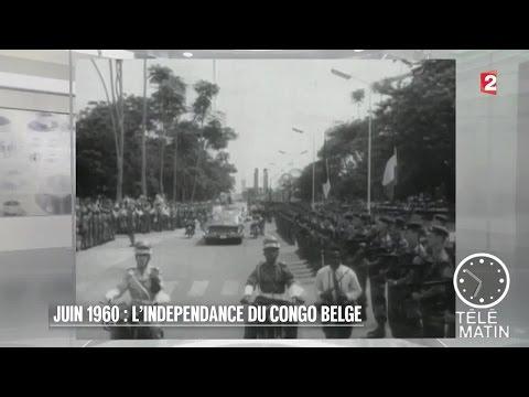 Mémoires -Juin 1960 : l'indépendance du Congo Belge - 20150622