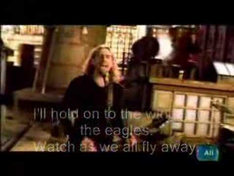 Hero Chad Kroeger FT Josey Scott with lyrics