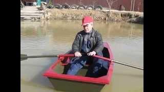 самодельные лодки видео