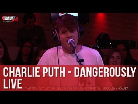 Charlie Puth - Dangerously - Live -...