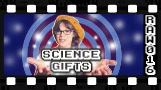 Science Themed Holiday Gift Guide!