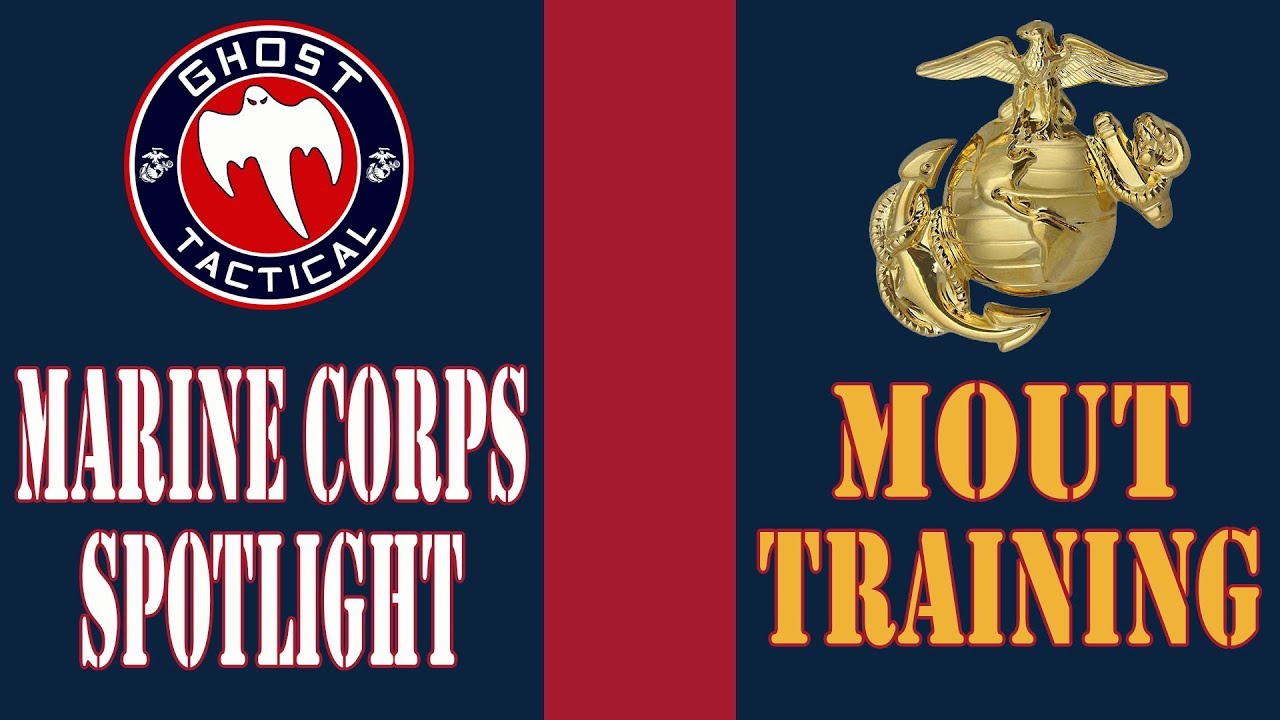 Marine Corps MOUT Training (Military Operations on Urban Terrain)