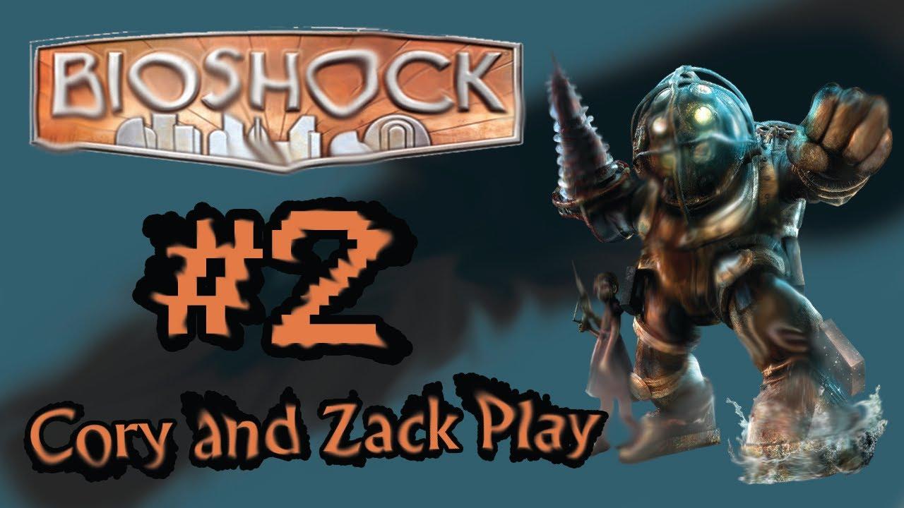 bioshack 2 with cory