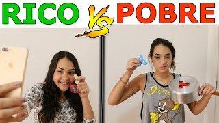 RICO VS POBRE -  FIDGET SPINNER