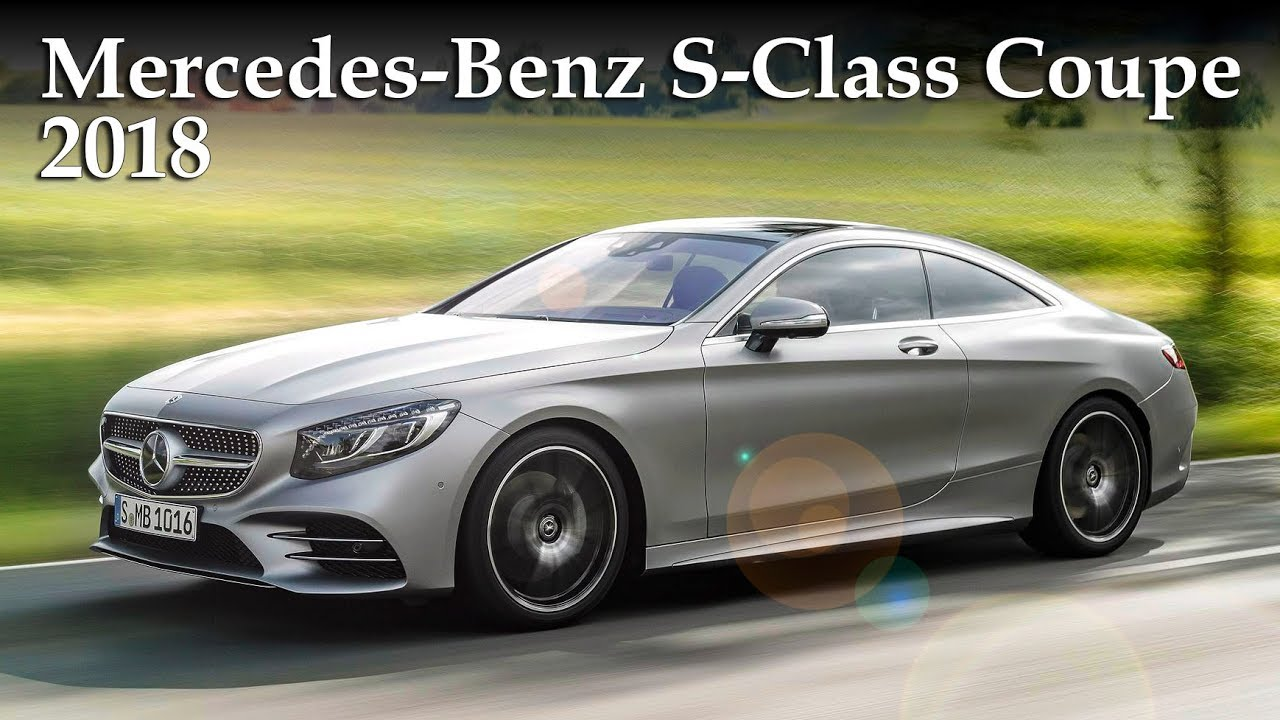 2018 mercedes benz s class s560 s450 4matic coupe for Mercedes benz s450