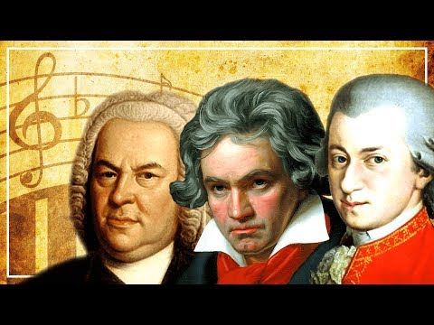 CLASSICAL MUSIC for RELAXING and LEARNING II Mozart, Bach, Beethoven, Satie ...